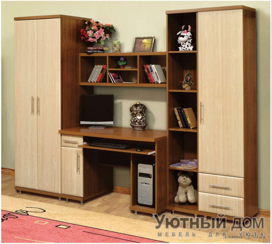 Дебют детская комната (модульная мебель) СОКМЕ